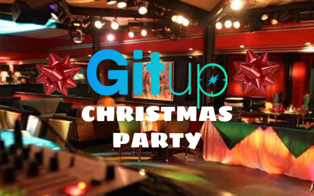 Giovedì 12/12/2019 – Gitup Christmas Party !