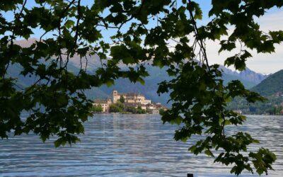 Domenica 19/07/2020 – L'Anello Azzurro del Lago d'Orta e Orta San Giulio (NO)
