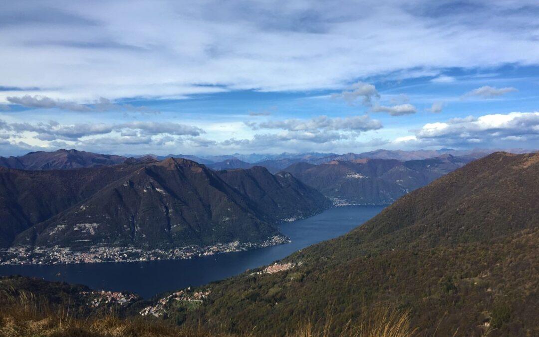 Domenica 02/08/2020 – Dall'Alpe del Vicerè al Monte Bolettone (CO)