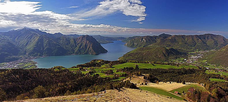 ANNULLATA!!! Domenica 11/10/2020 – L'Altopiano del Lago d'Iseo, da Ceratello al Monte Alto (BG)