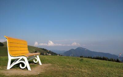 Domenica 27/09/20 – Le Panchine Giganti ai Colli di San Fermo (BG)