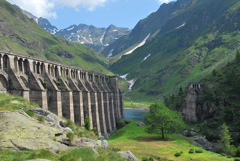Domenica 06/09/2020 – Diga del Gleno in Val di Scalve (BG)